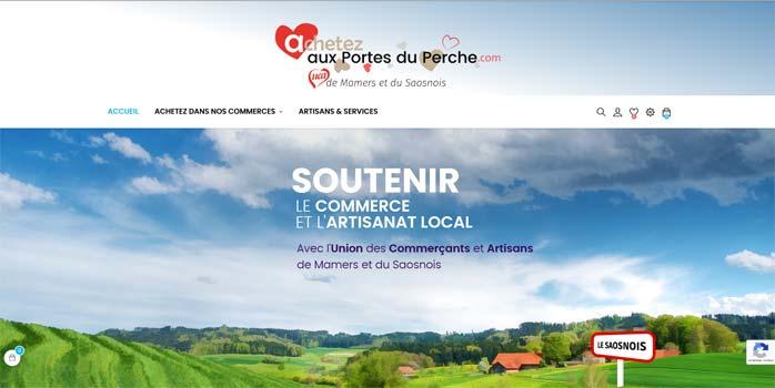 Soutenez les commercants et artisans de Mamers et du Saosnois